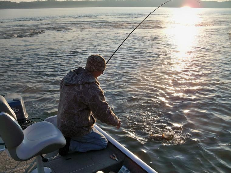 10 great places to go fishing in lancaster county for Susquehanna river fishing