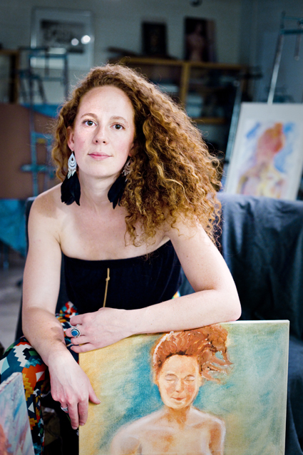 how to become a life drawing model montreal