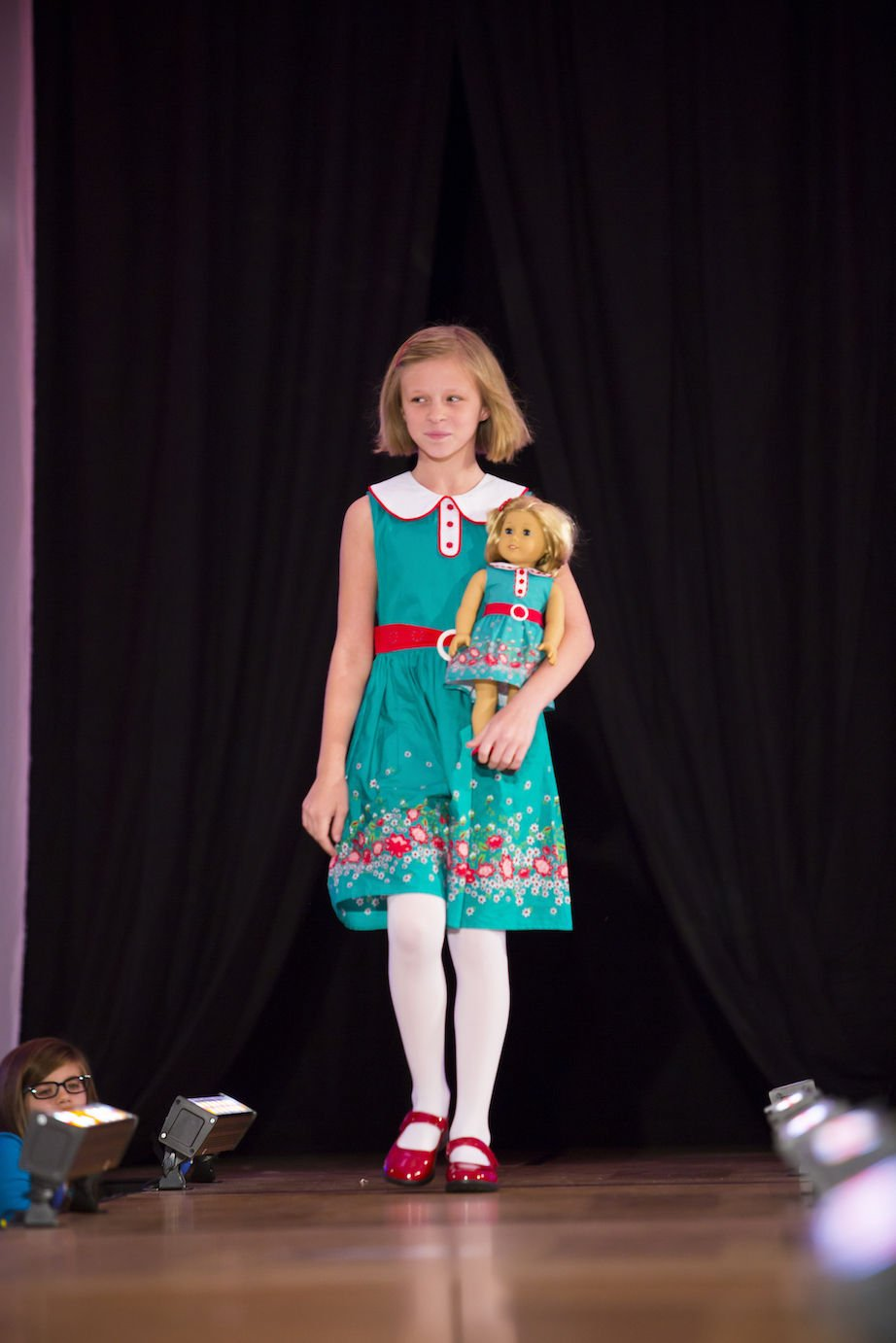 American Girl Fashion Show Cool Kids Campaign 78