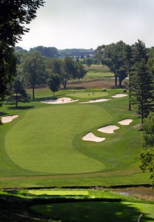 Lancaster Country Club fairway