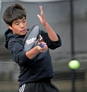 Matchups set for L-L League boys' tennis finals