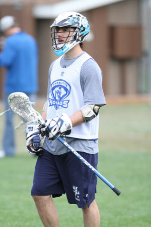 Manheim Township boys' lacrosse coach is giving back to the game