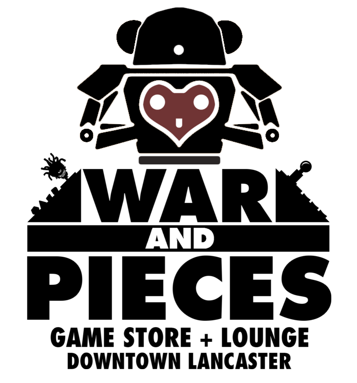 The Inside Track Lancaster Pa: War & Pieces Game Store To Open Friday In Downtown