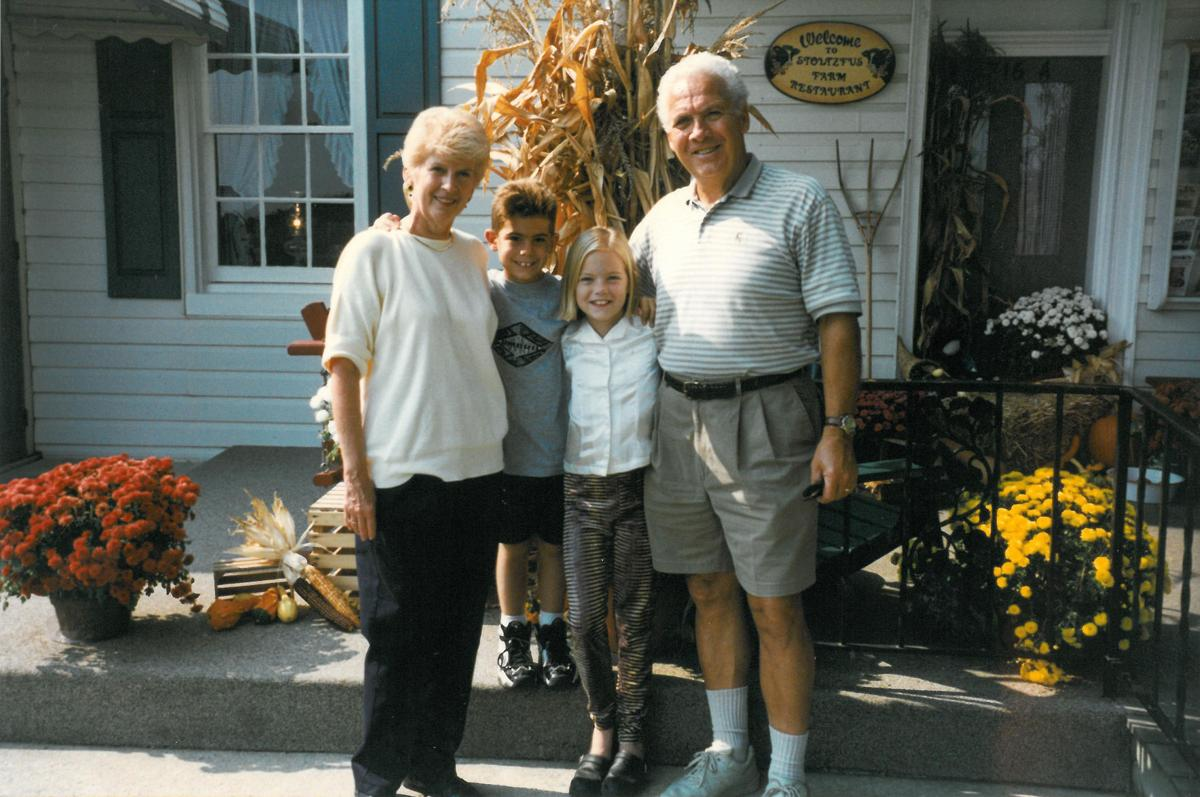 Emma Stone S Grandmother Who Lives At Willow Valley Was