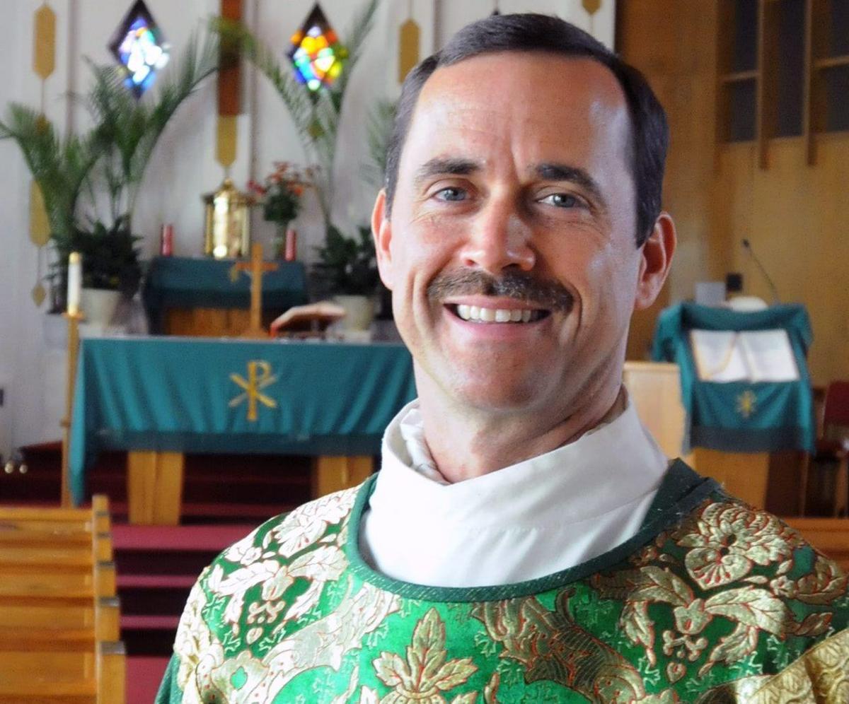 Rev. Allan Wolfe