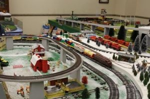 5 model train displays to check out this weekend