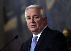 Poll: 17 percent of Pa. voters believe Gov. Tom Corbett is doing a good job