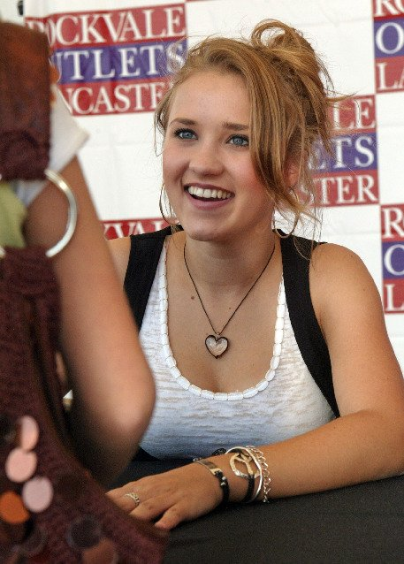 The other side of EMILY OSMENT | News | lancasteronline.com
