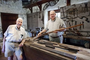 Landis Valley explores gunmaking, 'Lock, Stock and Barrel'