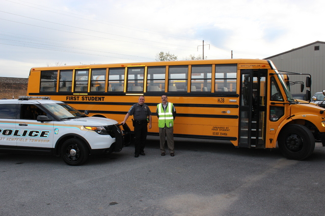 Hempfield raises awareness of school bus stopping law ...