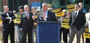 Rendell says GOP 'lies'