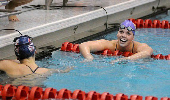 College Scene Elizabethtown Grad Hayward Helps West Chester Continue Swimming Dominance