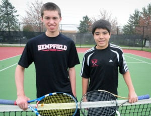 DISTRICT THREE TENNIS: Hempfield ready for title defense