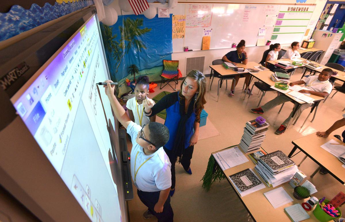 Search The Data Lancaster County Schools Earn Mixed
