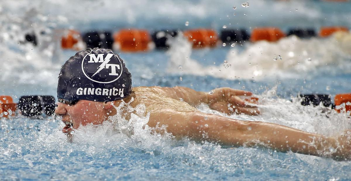 Piaa class 3a boys swimming blue streaks 39 gingrich snags - Bucknell university swimming pool ...