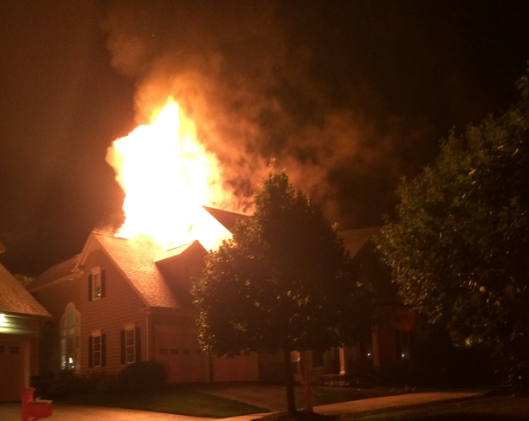 lightning sparks 2nd house fire in lancaster is your home safe