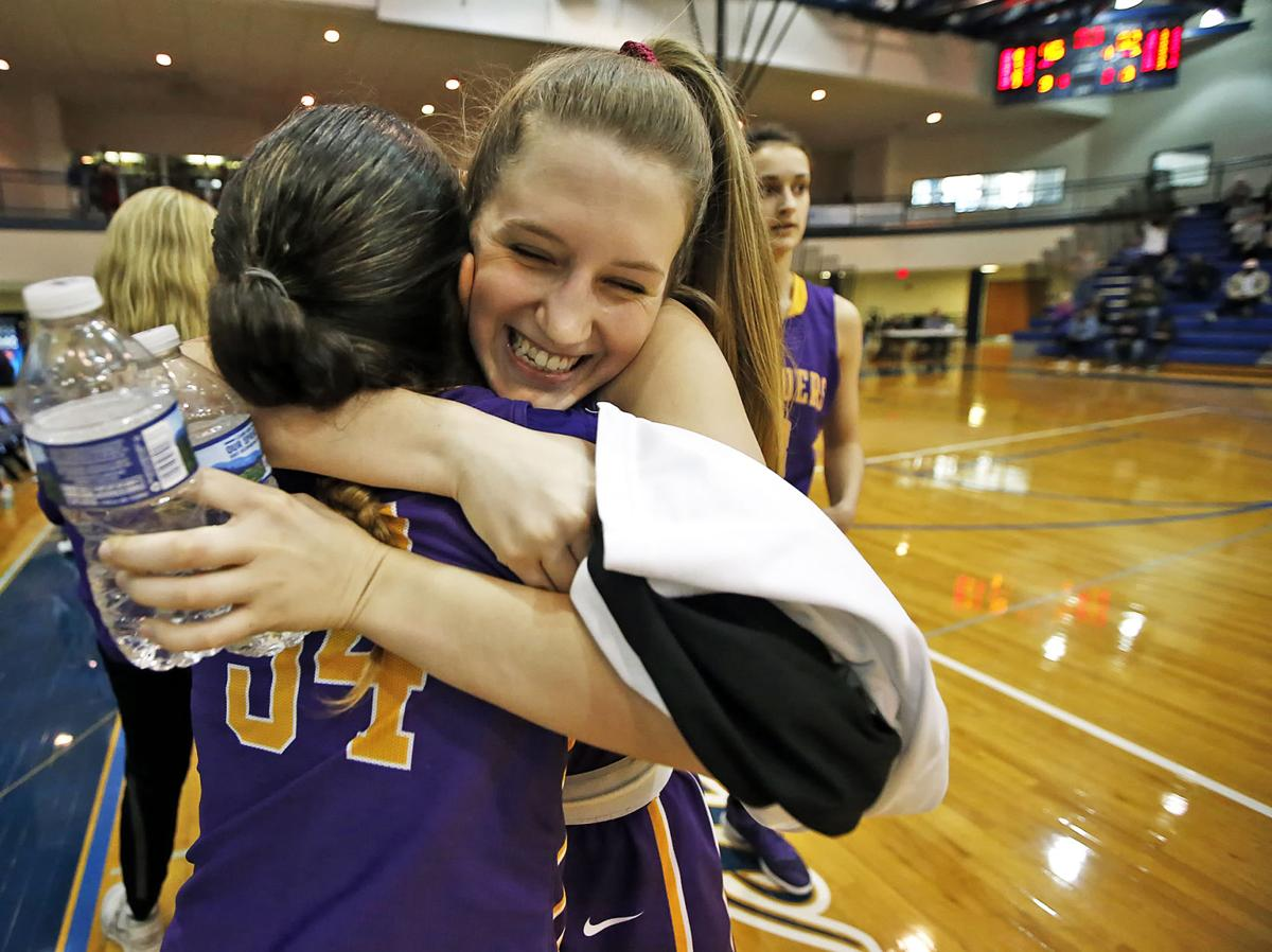 lancaster single catholic girls Neffsville - if you're going to take an unbeaten team like the lancaster catholic girls down in a championship game, a conservative approach simply won't do.