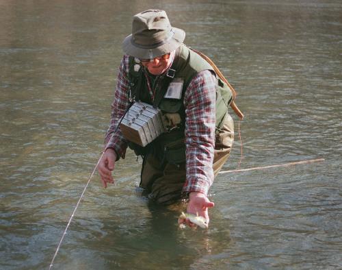 Lot of stock in fall trout season sports for Pa fishing season