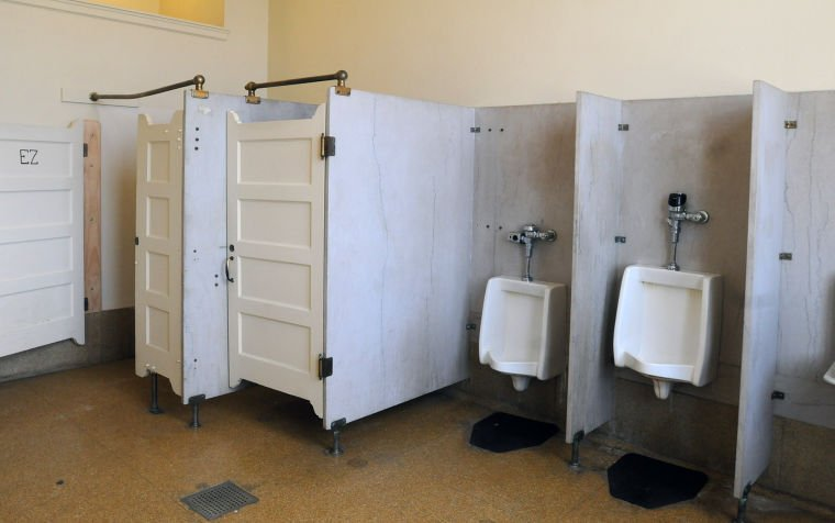 Initial Restroom Renovation Plan For Lancaster Amtrak