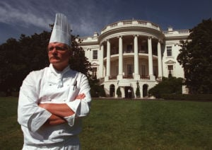 White House Chef John Moeller