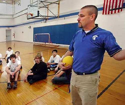 an awesome gym teacher news lancasteronline