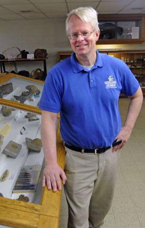 After 25 years, Jim Ringlein is still in awe of science fair projects