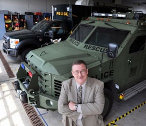 SERT leader says helping officers makes job worthwhile