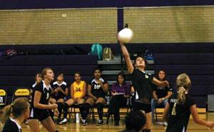 Returning the ball