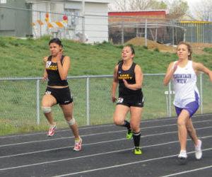 100-meter dash