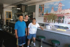Tacos Cecy serves authentic Mexican food at old Anytime