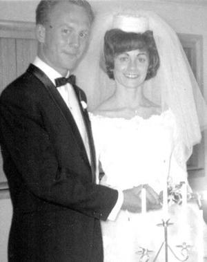 50th: John and Sandra Hendrickson
