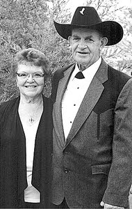 Milton and Jeanette Campbell