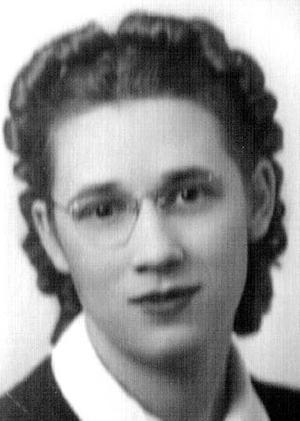 Mildred Marie Horlacher Riley