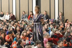 'Real history' comes to Pullman schools