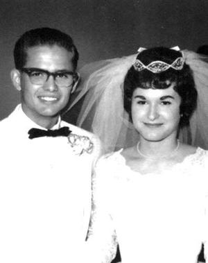 50th: Stanley and Dianna Hill