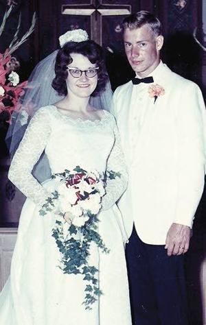 50th: Gene and Cathy Halen