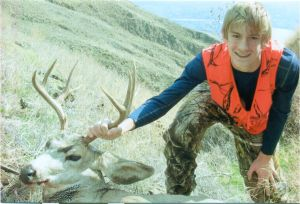 brad board cody mckenzie the lewiston tribune outdoors source www