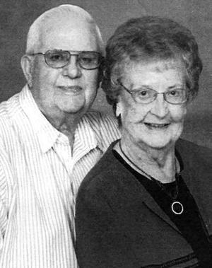 60th: Darrol and Joyce Frazier