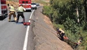 Camas Car Accident
