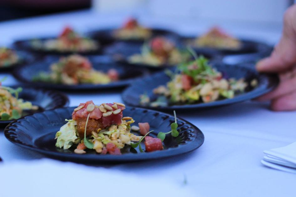 Lsu Agcenter Botanic Gardens Joins Louisiana Culinary Institute For Gourmet In The Garden The