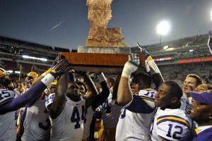 LSU vs. Arkansas 11/23/2012