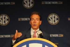SEC Media Days Alabama