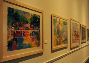 Leroy Neiman Exhibit
