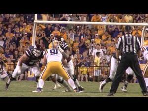 LSU vs. Mississippi State Highlights