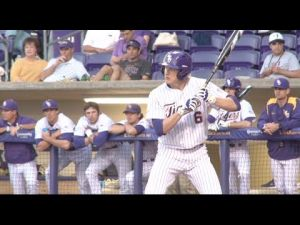 9 players from LSU's 2013 College World Series team have seen significant time at the plate this season, and 8 of their batting averages have gone down.Andrew Stevenson, on the other hand, nearly doubled his average from last year. Sports Showtime Producer Patrick Clay reports on the sophomore outfielder's improved approach to the game.