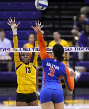 Woman's Volleyball, LSU vs. Florida, 11.1.13