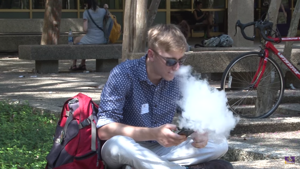 Vaping on Campus