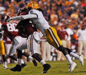 LSU vs. Alabama 11/3/2012