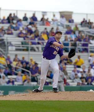02/21/15 LSU Baseball vs. Boston College