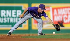 Baseball, LSU vs. Oklahoma, 6/8/2013
